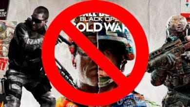 Трейлер Call of Duty: Black Ops Cold War заблокировали в Китае
