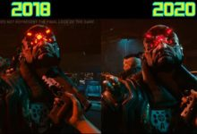 Cyberpunk 2077 стал красивее. CD Projekt RED улучшает картинку