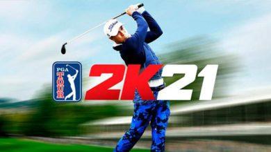 При полном отсутствии конкуренции. PGA Tour 2K21 с первыми оценками