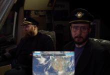 16 часов за штурвалами: стримеры слетали в Microsoft Flight Simulatorиз Лос-Анджелеса в Дубай