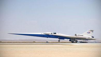 Важная веха на пути к «тихому» сверхзвуку: NASA получило два двигателя для проекта X-59