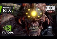 NVIDIA показала DOOM Eternal в 4К на RTX 3080 со счётчиком FPS