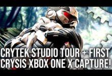 Ремастер Crysis: требования для PC, рейтрейсинг на консолях и первые кадры на Xbox One X
