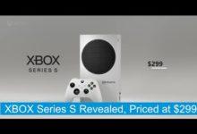 СМИ: дизайн Xbox Series S, дата выхода и цены Xbox Series X и Xbox Series S