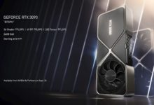 135 тысяч рублей за 8K 60 FPS: NVIDIA анонсировала видеокарты RTX 3070, RTX 3080 и RTX 3090