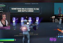 Новые видеокарты AMD с трассировкой лучей могут анонсировать внутри Fortnite