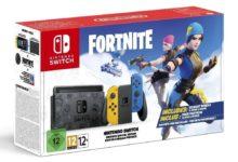 Nintendo готовит спецверсию Switch в стиле Fortnite с бесплатной королевской битвой