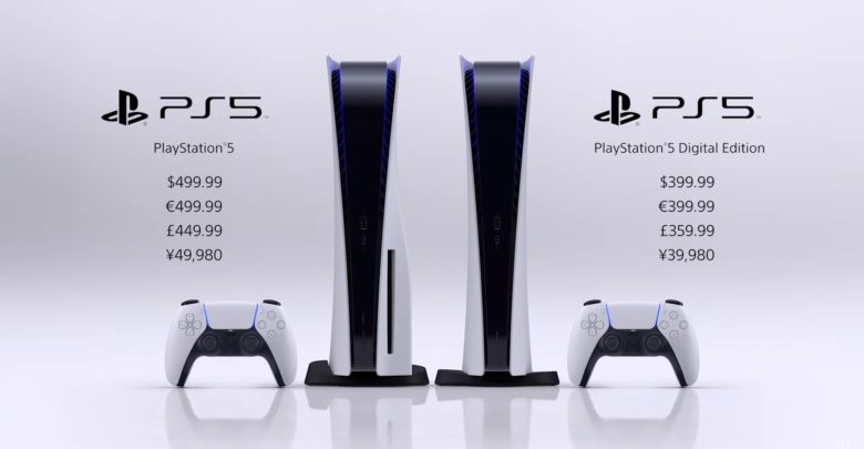 Sony назвала цену PlayStation 5 и дату ее выхода — официально