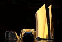 Представлена золотая и платиновая PlayStation 5 за 800 тысяч рублей
