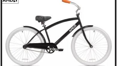 Среди продуктов компании AMD появились велосипеды