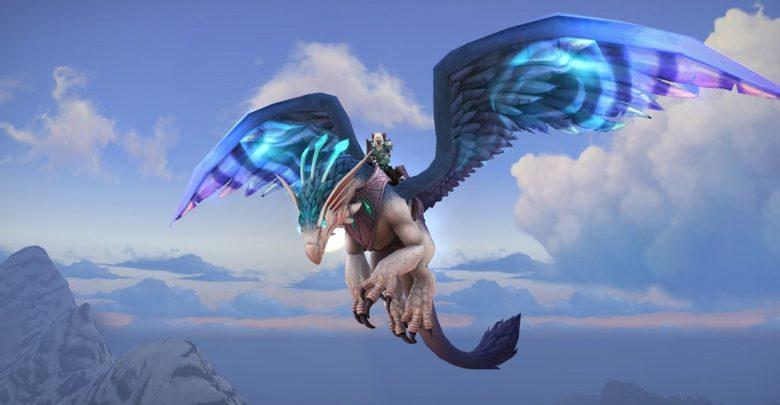 Blizzard предлагает выбрать маунта всем владельцам World of Warcraft: Shadowlands