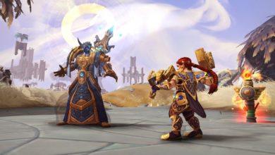Blizzard поделилась подробностями пре-патча World of Warcraft: Shadowlands