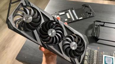 Разборка ASUS GeForce RTX 3080 ROG STRIX показала монструозную систему охлаждения и огромную подсистему питания