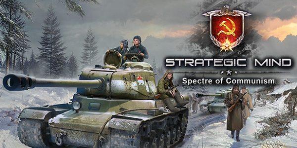 Вторжение в Финляндию, раздел Польши с Гитлером — геймплей Strategic Mind: Spectre of Communism