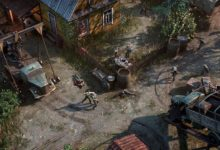 Почти точная копия Commandos 2. War Mongrels с первым геймплеем