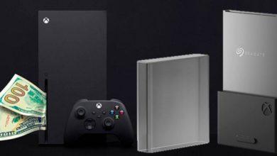 Внешние накопители для Xbox X могут оказаться очень дорогими