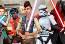 EA отвечает на критику DLC со Звёздными Войнами в The Sims 4