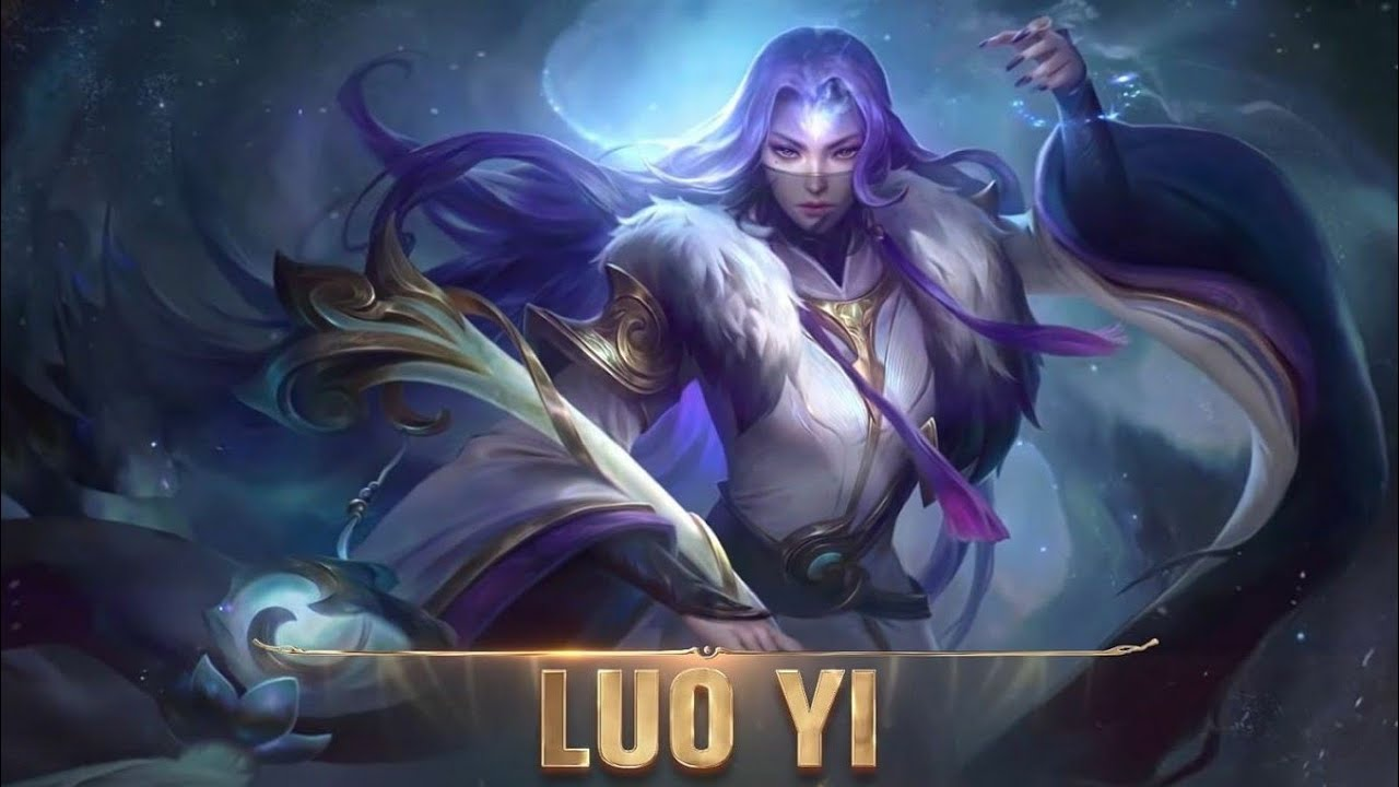 mobile legends Luo yi