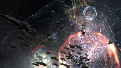 Свыше 80 тыс. игроков и три сильнейшие коалиции: в EVE Online назрела своя Вторая мировая война