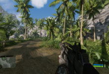 Скриншоты Crysis Remastered в 4К и с максимальным настройками показывают, насколько хорошо выглядит игра