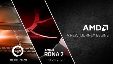 AMD рассекретила даты анонсов процессоров Zen 3 и графики Big Navi. Нас ждёт красный октябрь