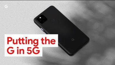 Google показала новые Pixel 5 и 4a 5G — первые смартфоны с Android 11