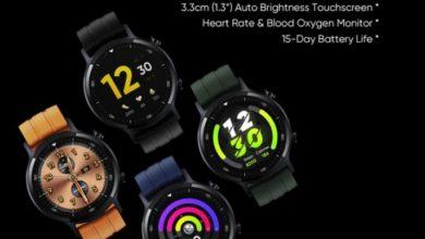 2 ноября Realme анонсирует новые продукты, включая смарт-часы Watch S с датчиком ЧСС