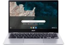 Acer представила свой первый хромбук на процессоре Qualcomm Snapdragon 7c