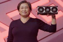 AMD показала топовую карту Radeon RX 6000 и её результаты в 4K