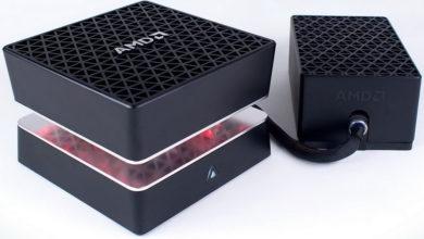 AMD вспомнила о Project Quantum— компактной, но мощной игровой системе с двумя GPU