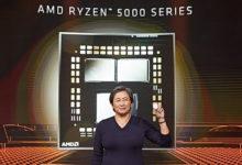 Анонс Ryzen 5000 поднял прогноз, но не сам курс акций AMD