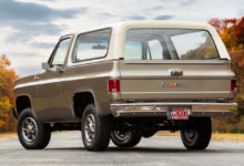 Chevrolet в 2021 году начнёт продавать комплекты для превращения старых машин в электрокары