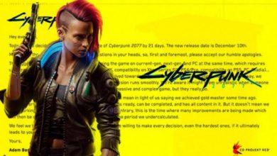 Cyberpunk 2077 не станет игрой 2020-го года. Глава Game Awards сделал заявление