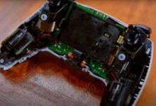 DualSense разобрали и всё-таки смогли подключить к PlayStation 4