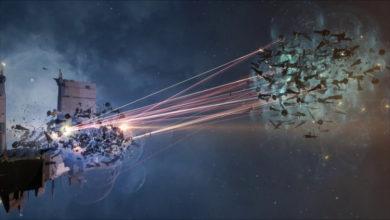 Две «Звезды смерти» и тысячи игроков: в EVE Online прошло 14-часовое сражение, которое побило сразу два рекорда