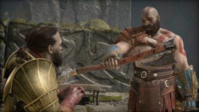 «Это столько всего сломает»: блогер научил Кратоса из недавней God of War «телепортироваться»