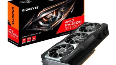 Gigabyte и Sapphire представили Radeon RX 6800 и RX 6800 XT в эталонном исполнении