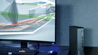 GIGABYTE представила неттопы Brix Pro на платформе AMD Ryzen Embedded