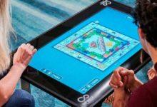 Гигантский интерактивный игровой стол стал хитом Kickstarter