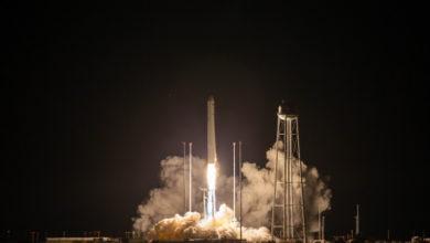 К МКС отправился грузовик Cygnus с продовольствием, оборудованием и космическим туалетом