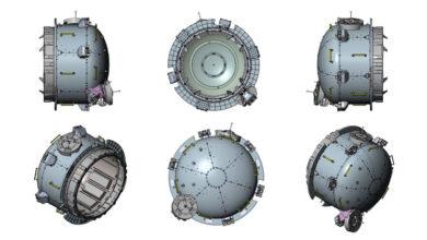 К запуску на МКС подготовлен воздушный шлюз нового поколения