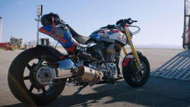 Киану Ривз рассказал о созданном мотоцикле для Cyberpunk 2077