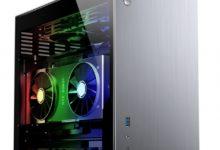 Компактный корпус Jonsbo V10 вмещает видеокарты длиной до 330 мм