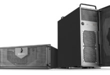 Корпус SilverStone RM42-502 позволяет создать домашний сервер