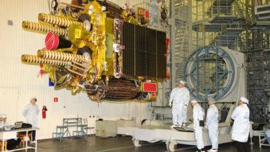 Космической системе ретрансляции «Луч» исполнилось 35 лет