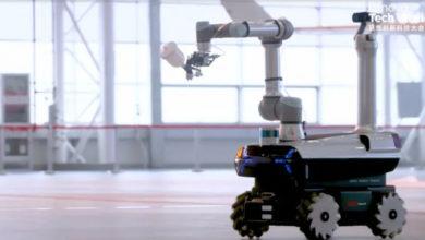 Lenovo представила Morningstar — первый промышленный робот собственной разработки