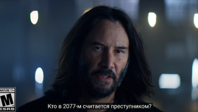 Лови момент и жги — Киану Ривз снялся в рекламе Cyberpunk 2077