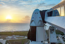 NASA отложило запуск пилотируемой миссии SpaceX Crew-1 до ноября