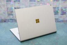 Ноутбук Microsoft Surface Book остановил шальную пулю, «спасая» жизнь своего владельца