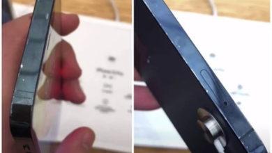 Первые жалобы на iPhone 12: краска быстро облезает, задняя панель трескается, а о грани можно порезаться